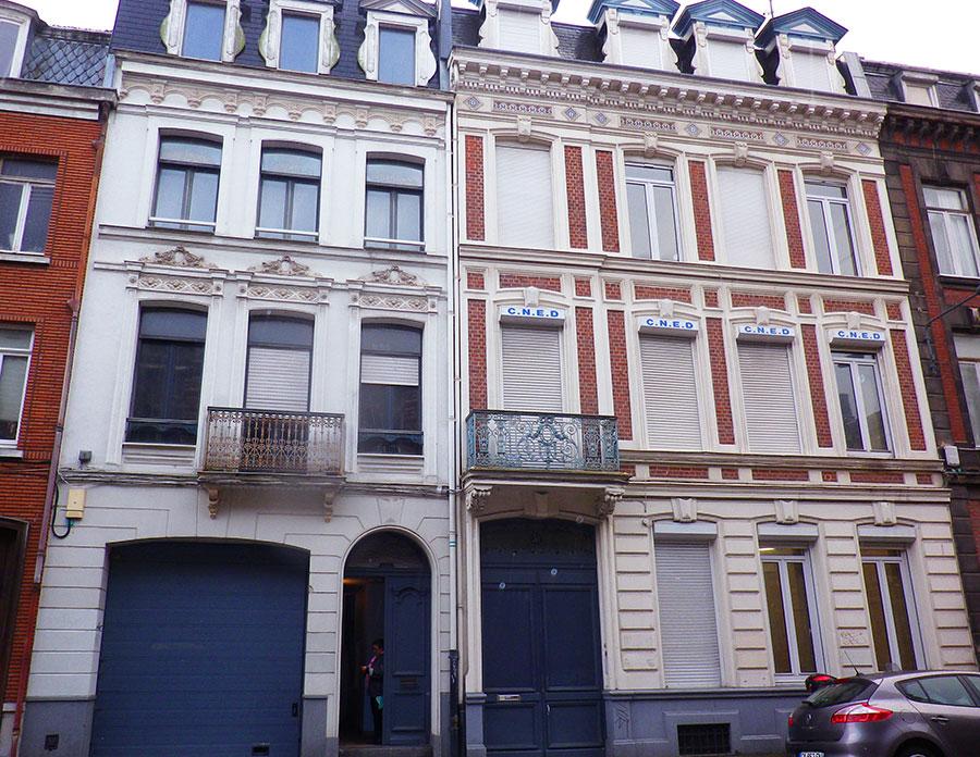 Rénovation immobilière lille quartier saint michel