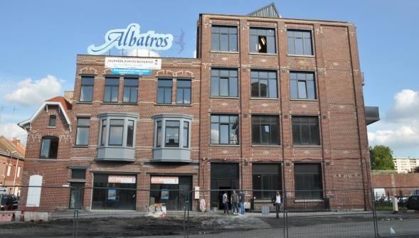Location, vente de bureaux, lofts et plateaux bruts à tourcoing, nord