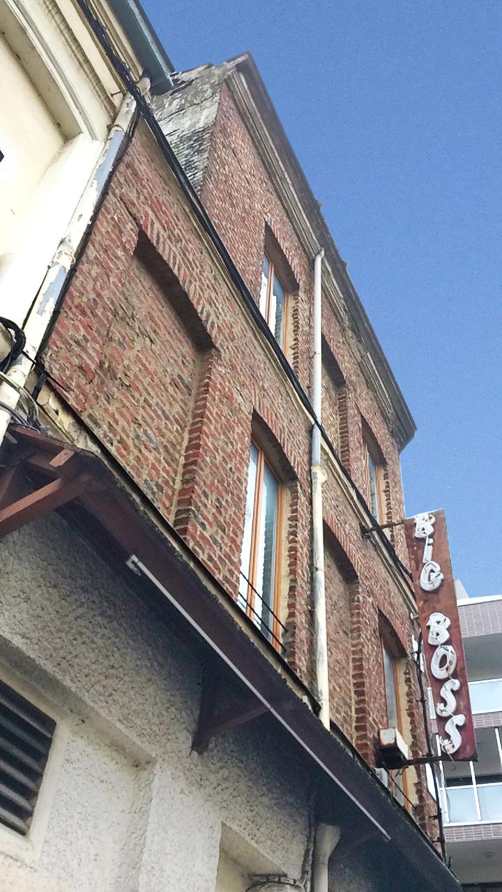 Immeuble à vendre - 162 m2 - Lille Solférino (Jeanne d