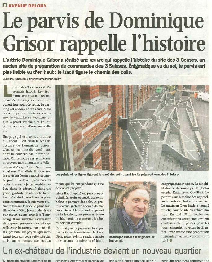 Dominique GRISOR ROUBAIX