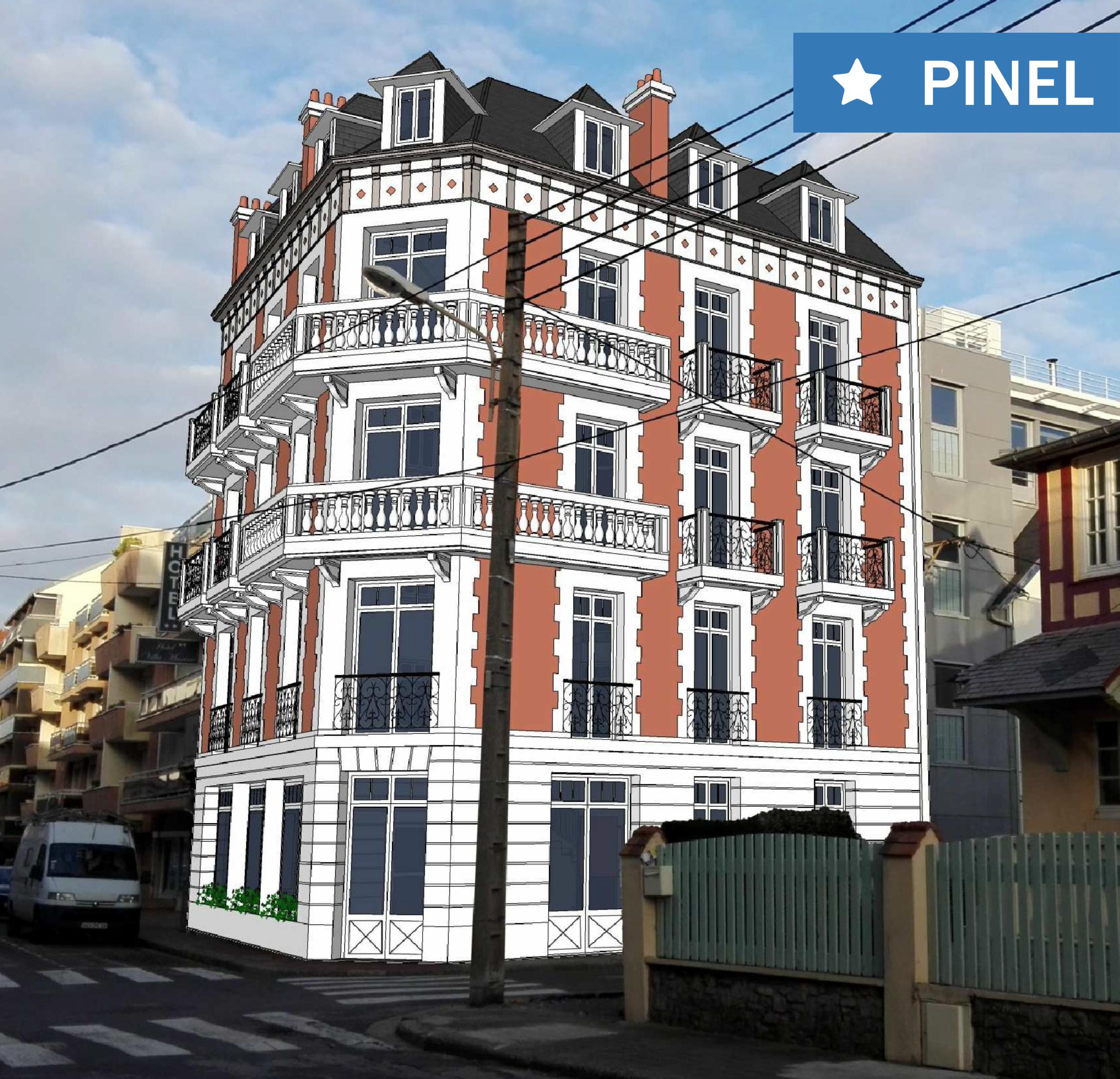 Appartement T2 cabine à vendre - 32 m2 - Touquet Paris Plage Image