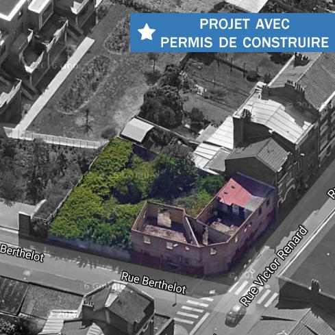 Projet à vendre - 6 logements - Lille secteur deux portes Image