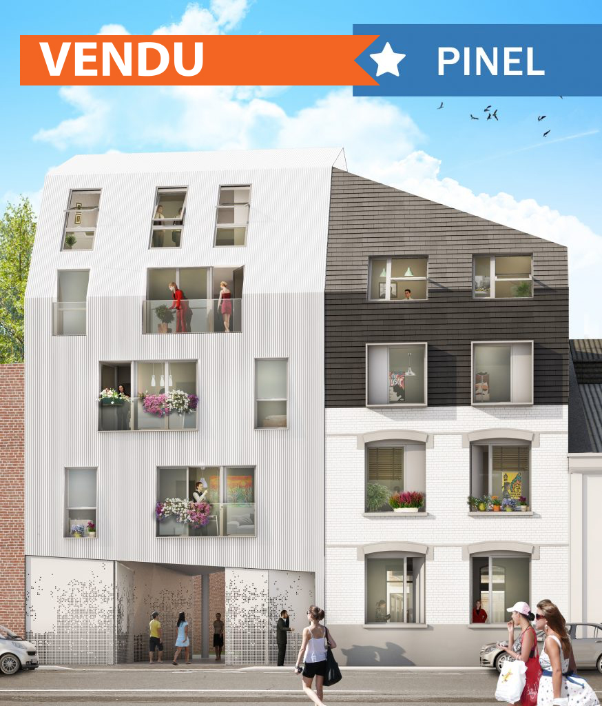VENDU Appartement studio - 23m2 - Lille J.B Lebas Image