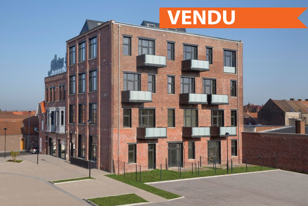 VENDU - Local professionnel - 76 m2 – Tourcoing Image