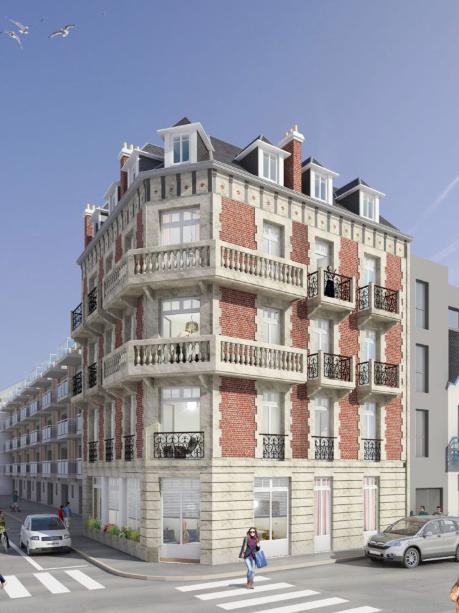 Studio à vendre - 24 m2 - Le Britania - Touquet Paris Plage Image