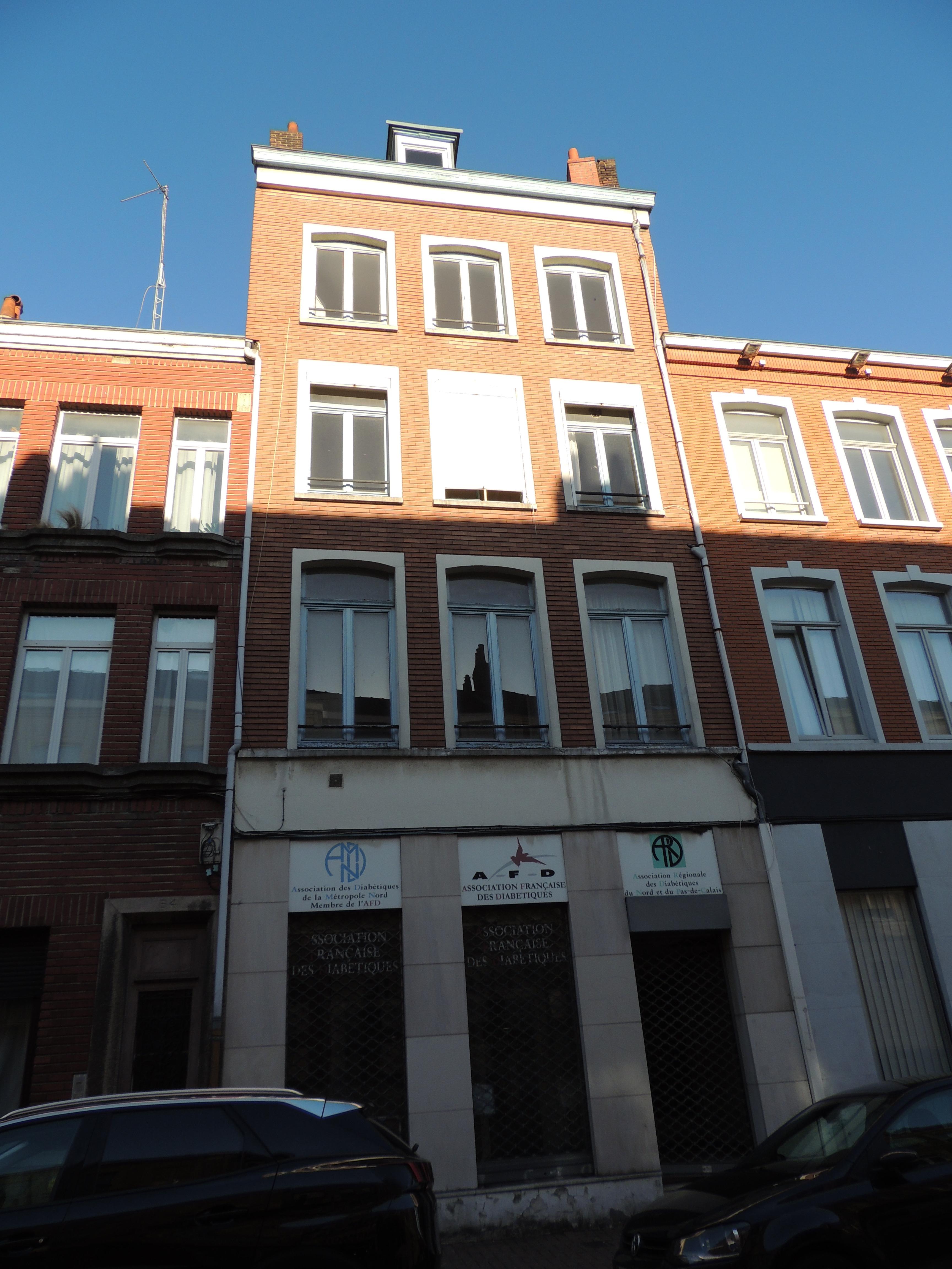 À VENDRE - Immeuble 277m2 - Lille Image