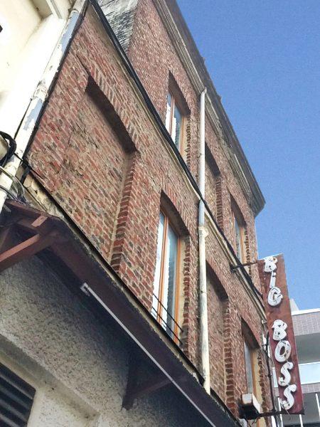 Rénovation immobilière Lille rue jeanne d'arc quartier st michel