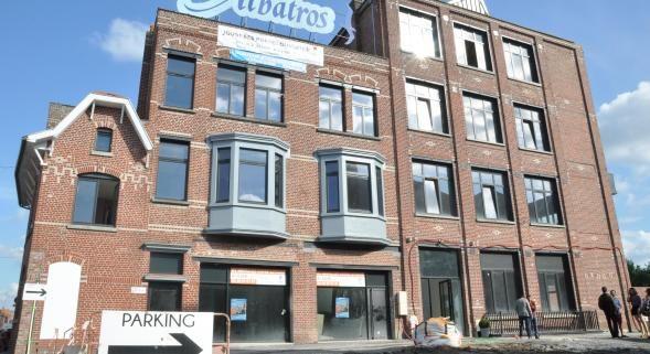 Location, vente de bureaux, lofts et plateaux bruts à tourcoing